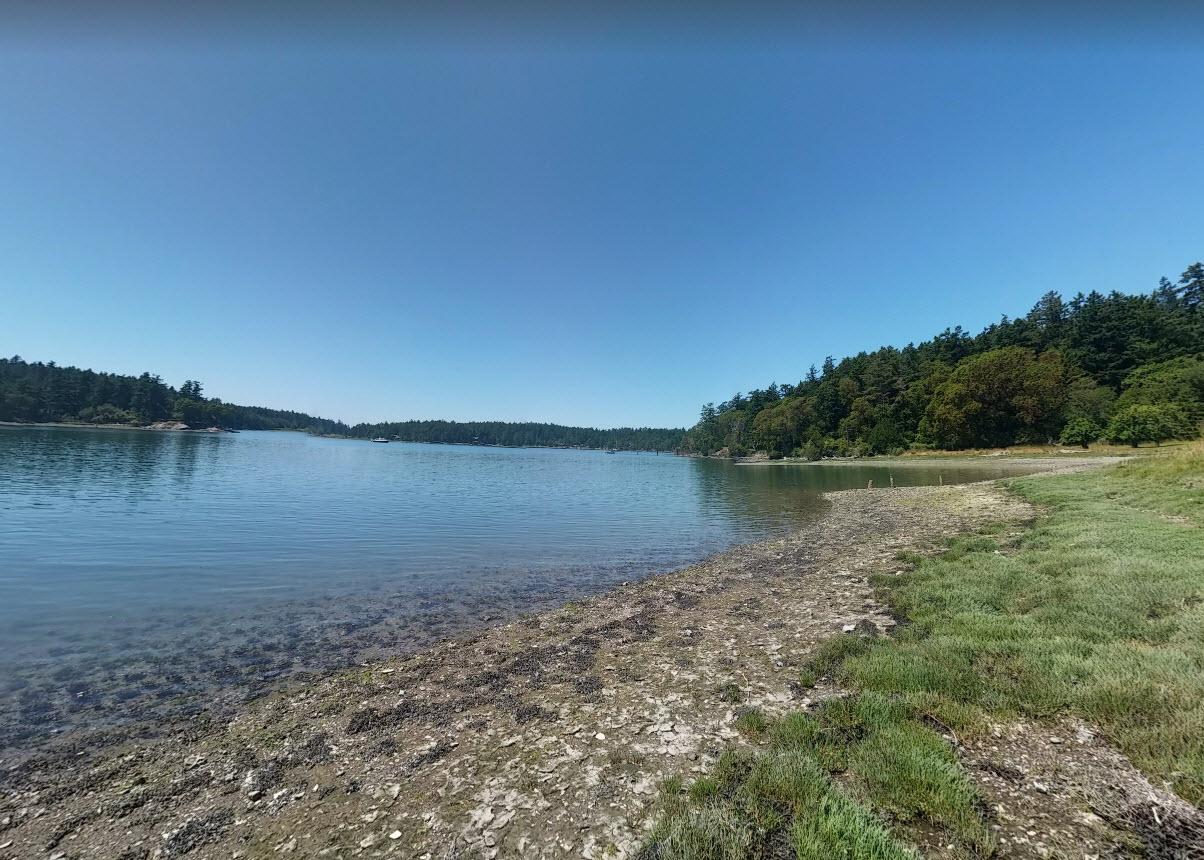 English Camp, San Juan Island, Washington