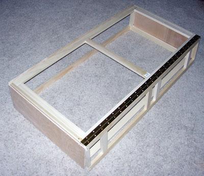 120g Canopy Frame Top Left
