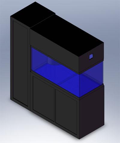 Custom 120g Stand Kit Rendered