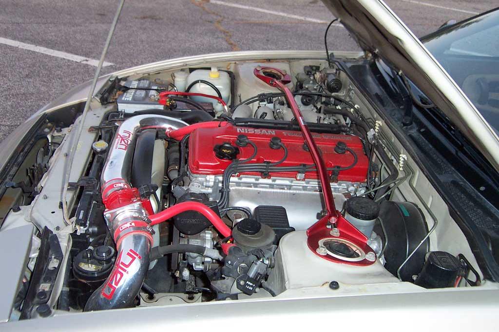 Nissan 240sx Ka24de Engine Modifications Tyler Merrick