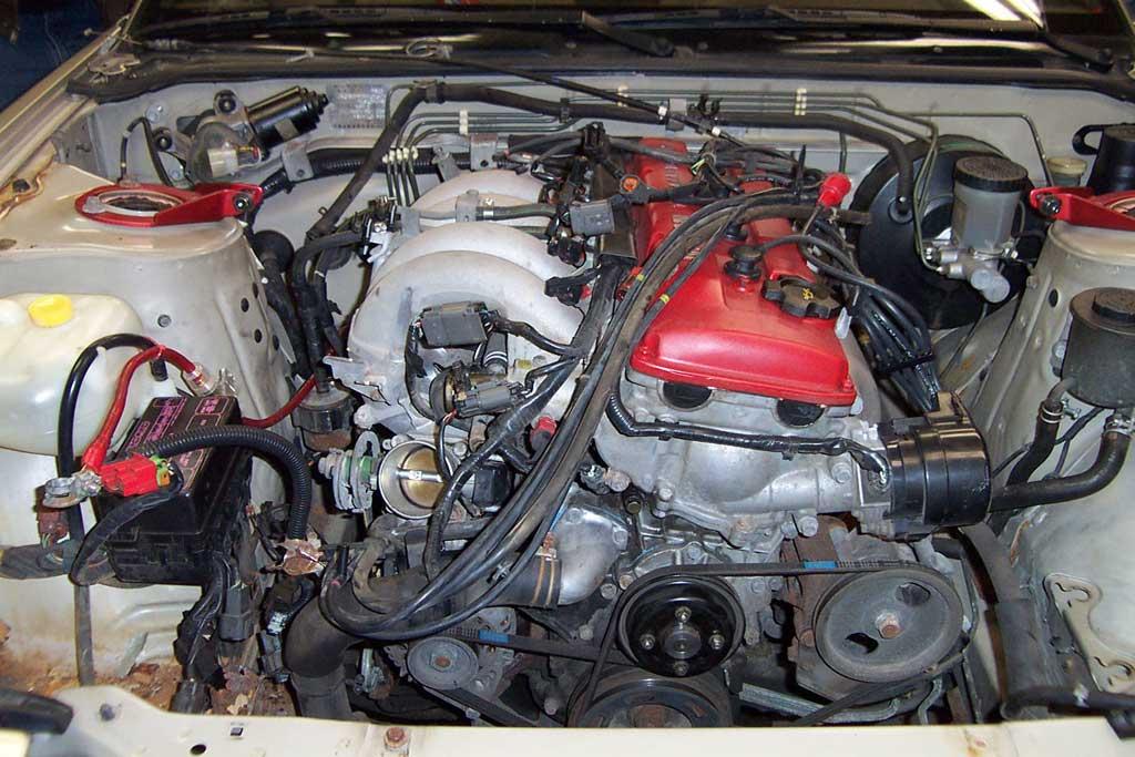 Nissan 240sx  U2013 Ka24de Engine Modifications  U2013 Tyler Merrick