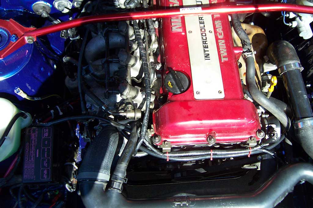 Nissan 240sx  U2013 Sr20det Information  U2013 Tyler Merrick