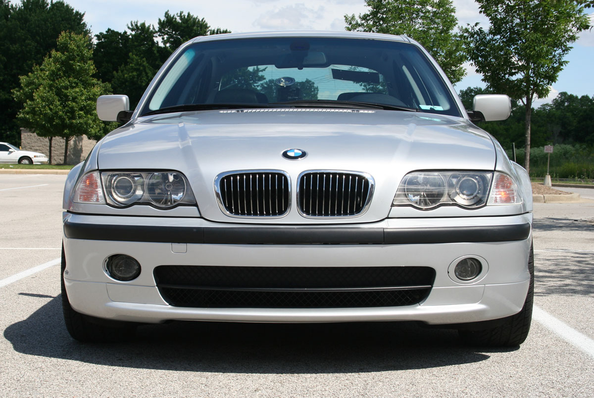 Why Do Some E46s Have Different Headlights From Others Bmw